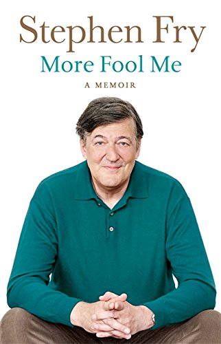 Audio Review: MORE FOOL ME by Stephen Fry (Audible