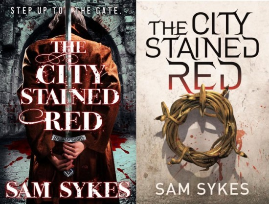 SykesS-4-TheCityStainedRed