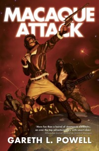 MACAQUE ATTACK COVER