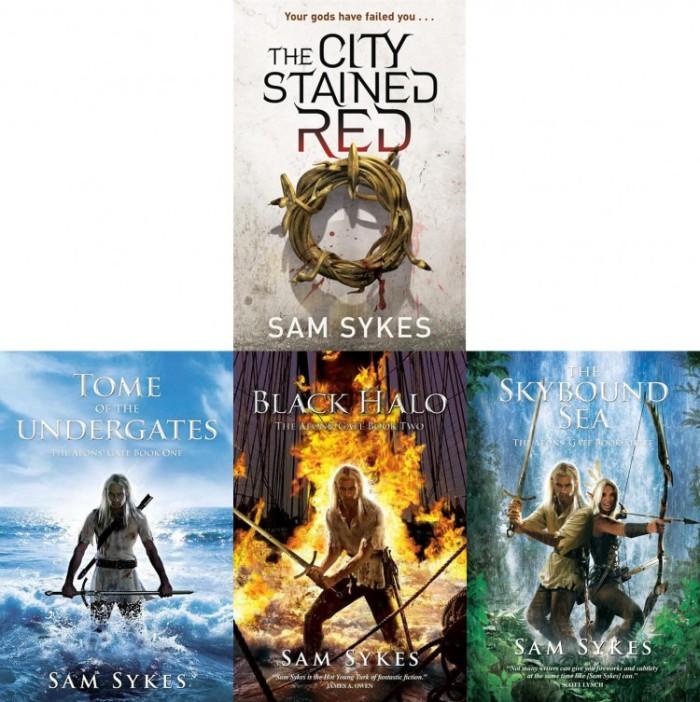 Sykes-Novels