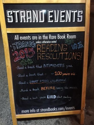 Strand-2015ReadingResolutions