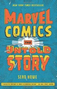 HoweS-MarvelComicsUKPB