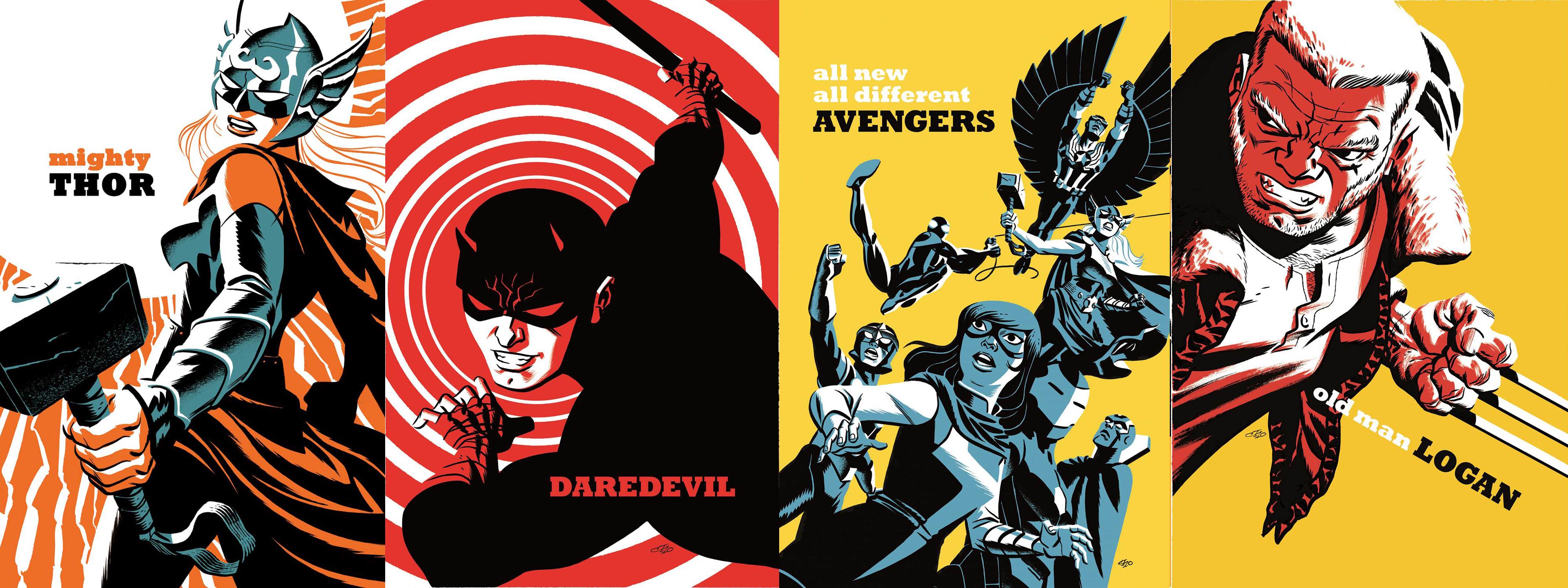 Marvel   Civilian Reader