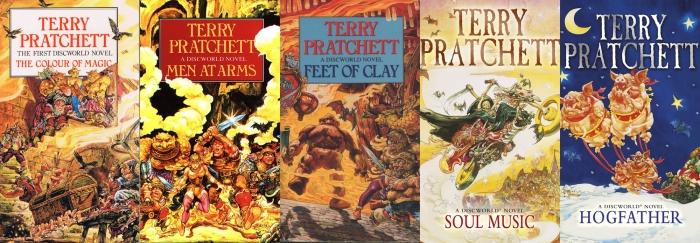 Pratchett-CoverSelection