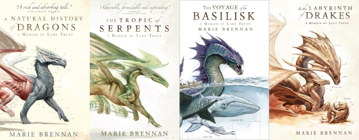 Guest Review: A NATURAL HISTORY OF DRAGONS by Marie Brennan (Tor
