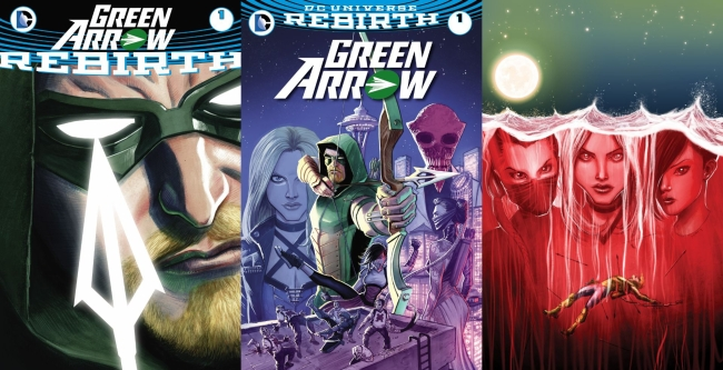 Percy-GreenArrow-RebirthFirstCovers