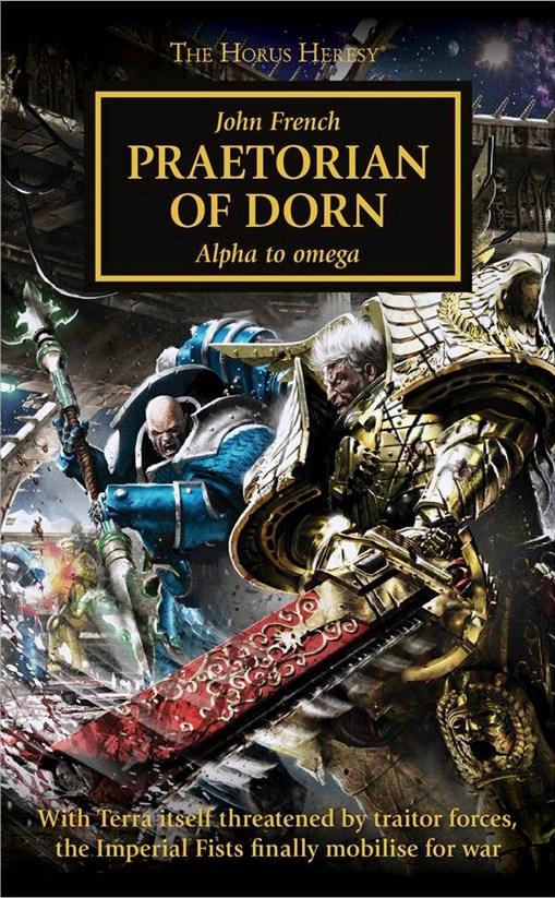 Review: PRAETORIAN OF DORN by John French (Black Library