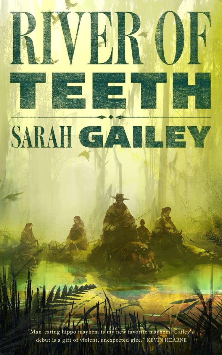 Interview with SARAH GAILEY
