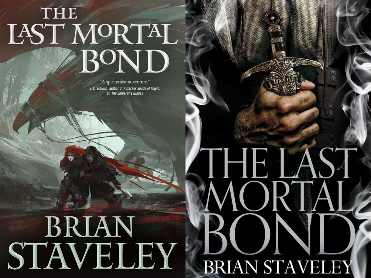 Review: THE LAST MORTAL BOND by Brian Staveley (Tor)