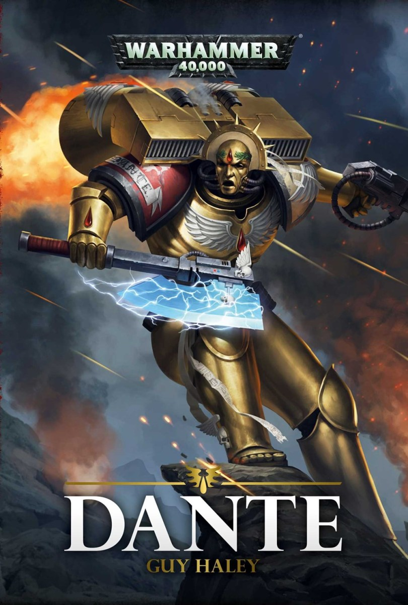 Review: DANTE by Guy Haley (Black Library)