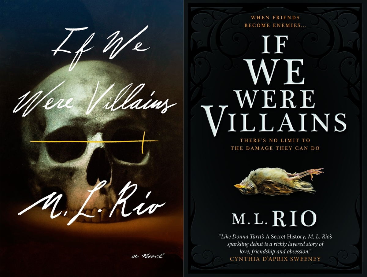 Review: IF WE WERE VILLAINS by M.L. Rio (Flatiron/Titan)
