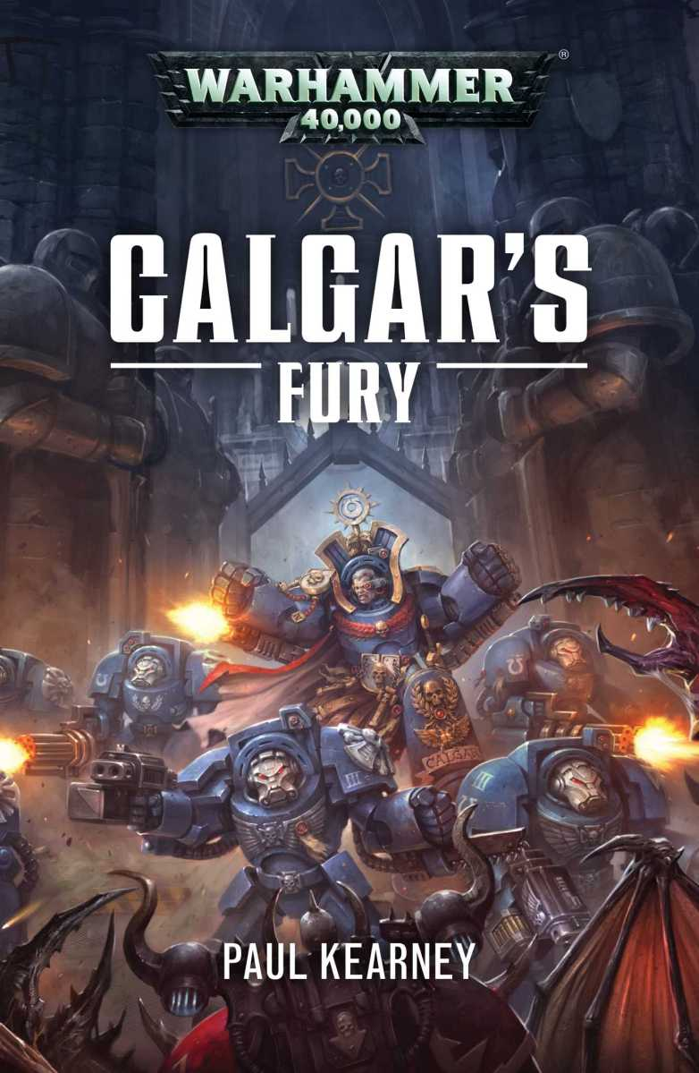 Guest Review: CALGAR'S FURY by Paul Kearney (Black Library)