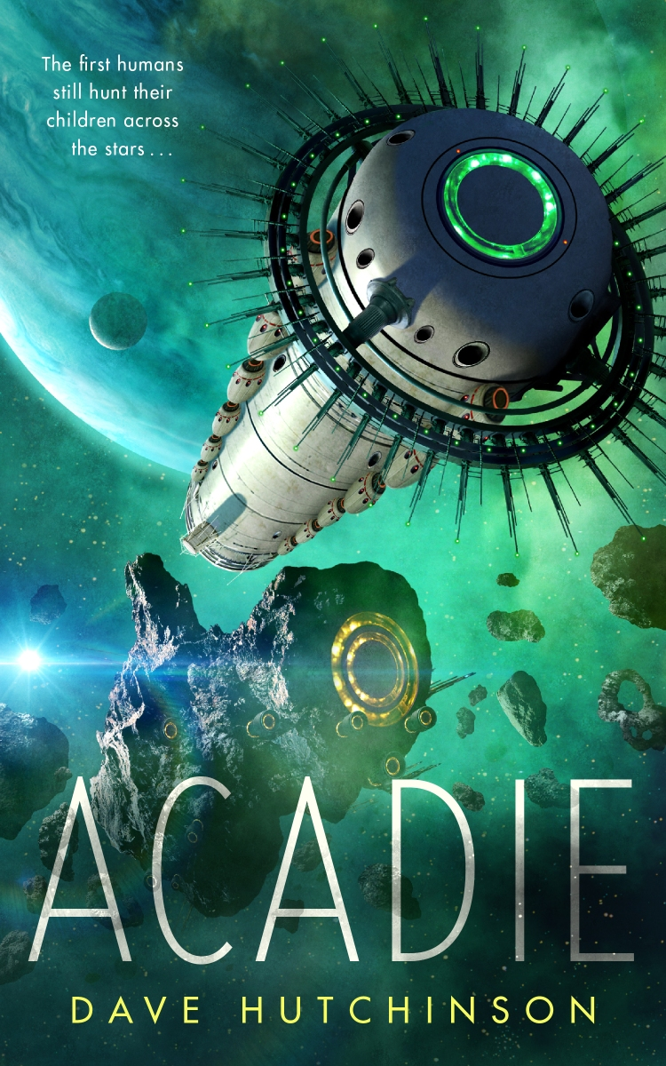 Review: ACADIE by Dave Hutchinson (Tor.com)