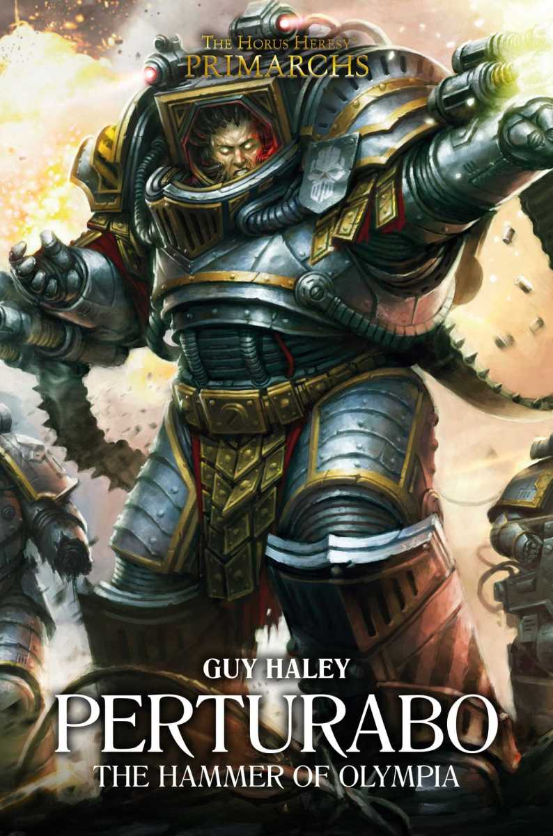 Review: PERTURABO by Guy Haley (Black Library)