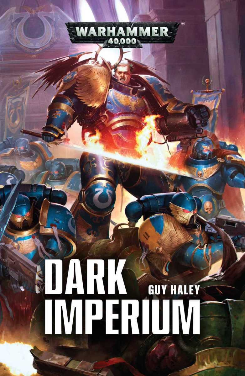 Guest Review: DARK IMPERIUM by Guy Haley (Black Library)