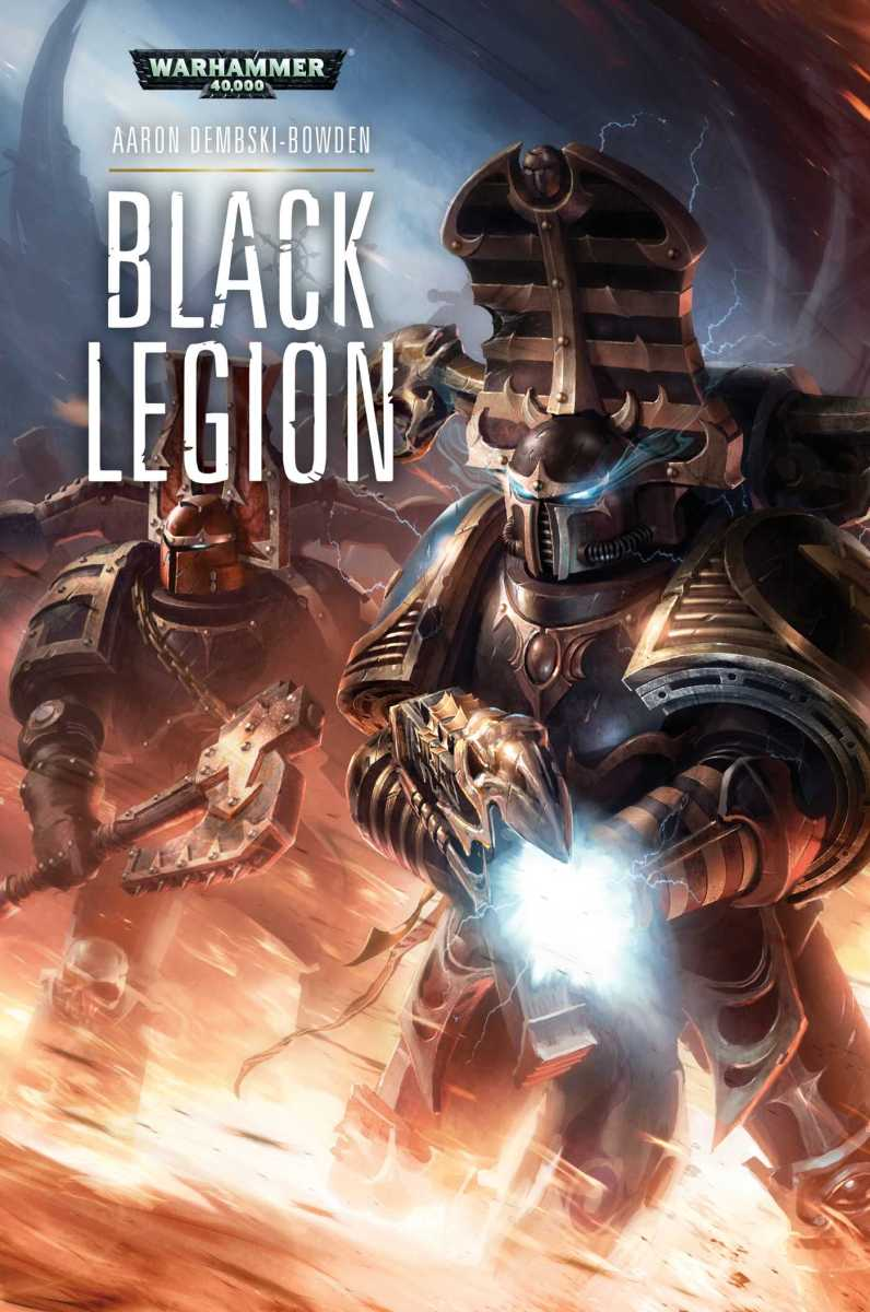 Review: BLACK LEGION by Aaron Dembski-Bowden (Black Library)