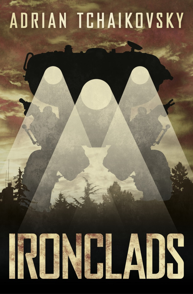 Quick Review: IRONCLADS by Adrian Tchaikovsky (Solaris)