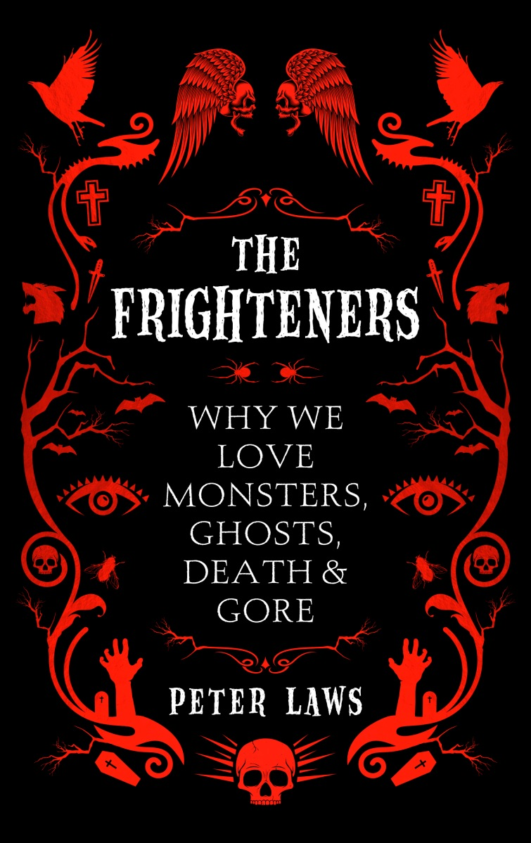 Excerpt: THE FRIGHTENERS by Peter Laws (Icon Books)