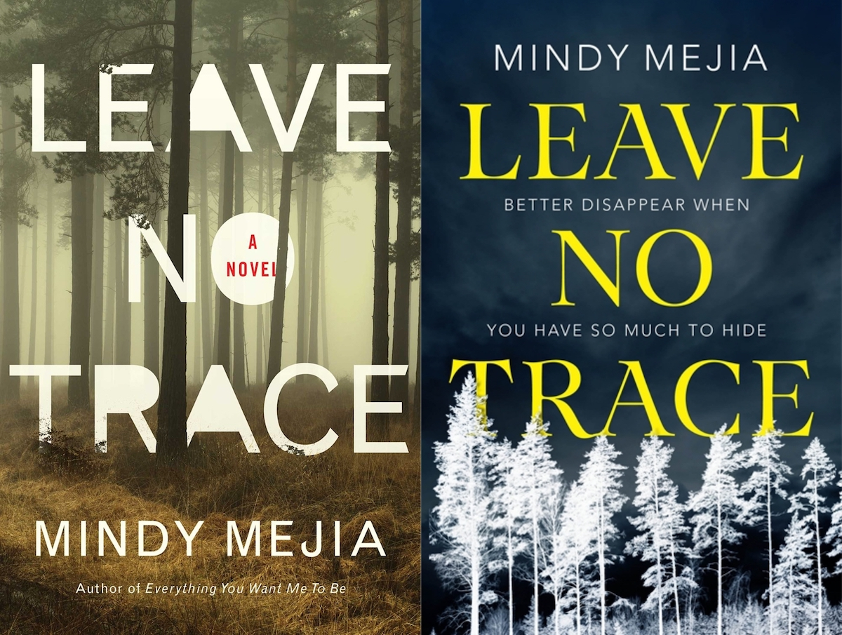 Image result for leave no trace book mindy mejia