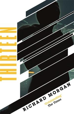 Upcoming Thin Air And Thirteen By Richard Morgan