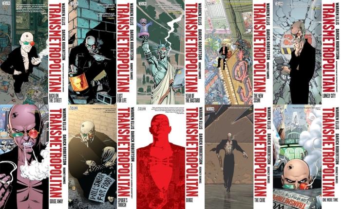 Transmetropolitan-CollectedEditions
