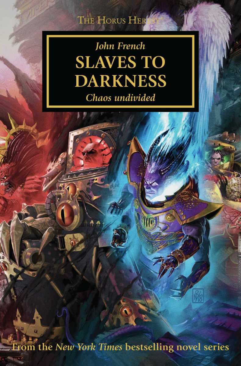 Quick Review: SLAVES TO DARKNESS by John French (Black Library)