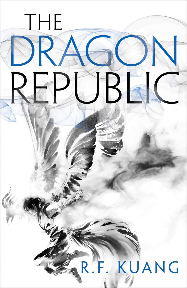 Upcoming: THE DRAGON REPUBLIC by R.F. Kuang (Voyager)