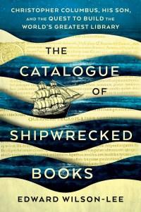 WilsonLeeE-CatalogueOfShipwreckedBooksUS