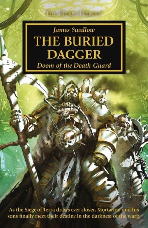 Review: THE BURIED DAGGER by James Swallow (Black Library