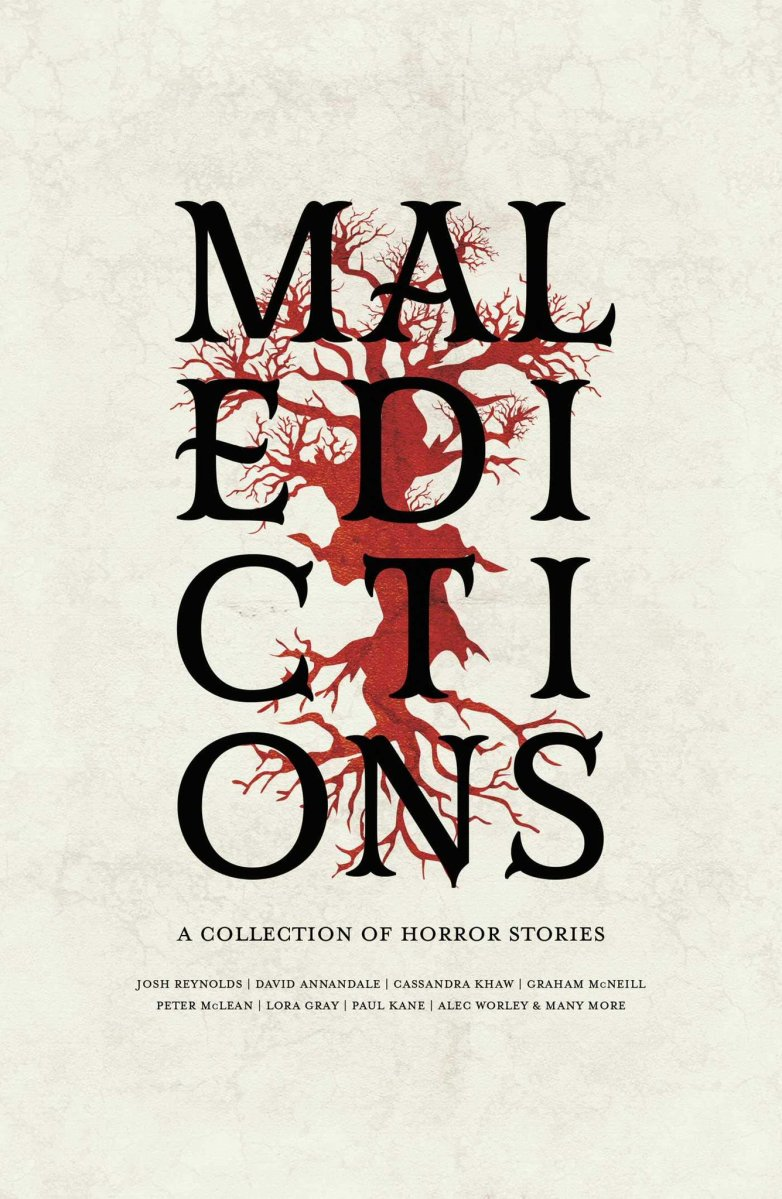 Quick Review: MALEDICTIONS (Black Library)