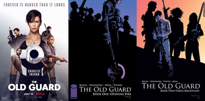 OldGuard-NetflixComics