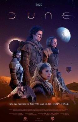 Dune2021-Poster