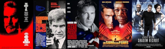 JackRyan-MoviePosters